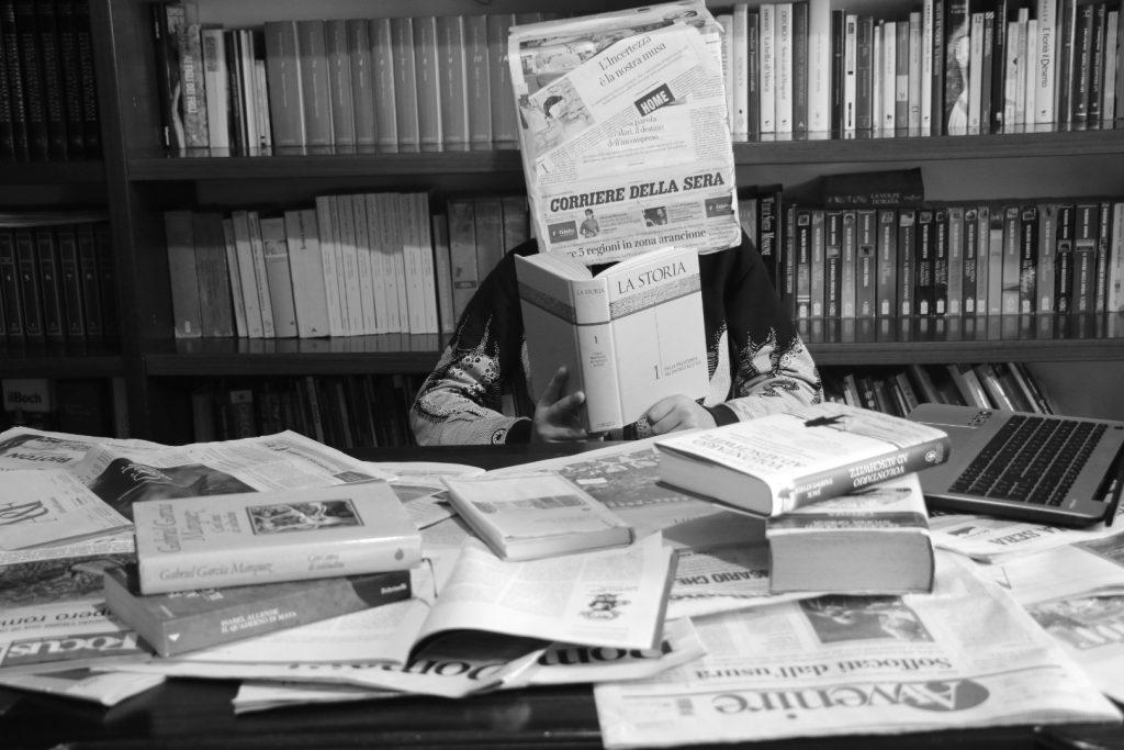 """""""La cultura unico antidoto contro le fake news"""" di Calandruccio Davide . PRIMO CLASSIFICATO CONCORSO ARTISTICO, LETTERARIO, MUSICALE E MULTIMEDIALE """"ANTONINO SCOPELLITI"""""""